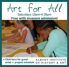 Art for All at the Albany Institute