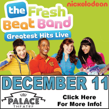 Fresh Beat Band at the Palace Theatre in Albany Dec 11 2014
