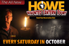 Lantern Tours at Howe Caverns