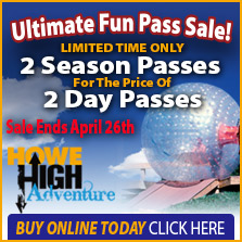 Special sales at Howe Caverns April 13-26