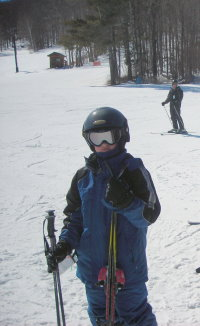 Gore Mountain with the family: For intermediate to advanced skiers
