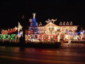 Holiday & Christmas Light Displays in the Capital District | Kids ...