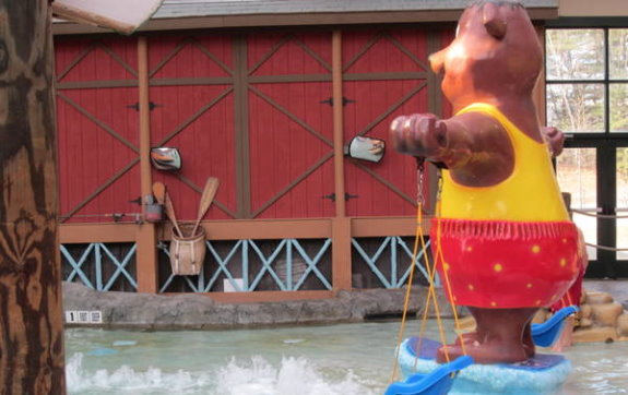 Review Of Six Flags Great Escape Lodge Amp Indoor Water Park