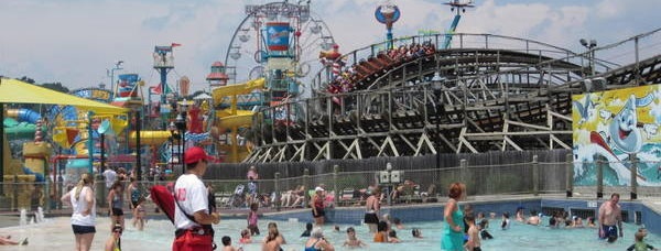 Review Of Hersheypark In Hershey Pa Kids Out And About Albany