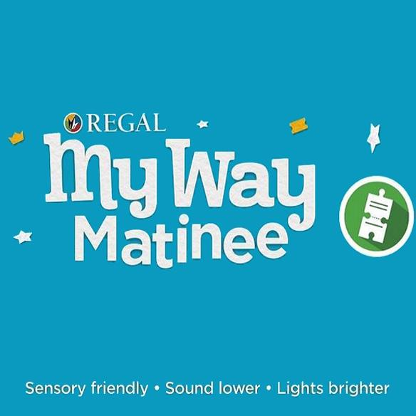 My Way Matinee - Colonie Center Shopping Mall | Kids Out and