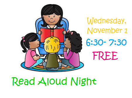 Read Aloud Night Kids Out And About Albany