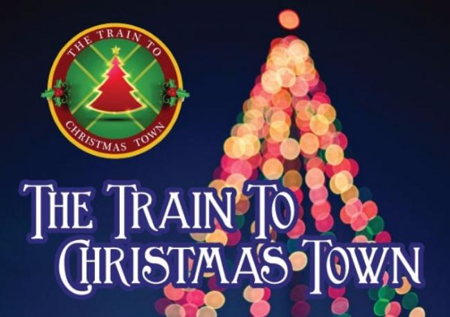 experience an all new whimsical christmas adventure with roundtrip train ride to christmas town original story and music by grammy nominated artists - Train To Christmas Town
