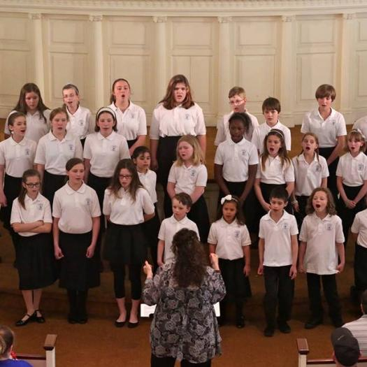 Troy Children S Chorus Kids Out And About Albany