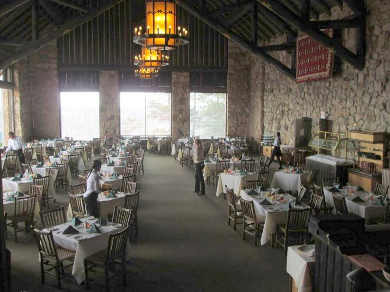 Visiting The Grand Canyon's North Rim Kids Out And About Albany Extraordinary Grand Canyon Lodge Dining Room